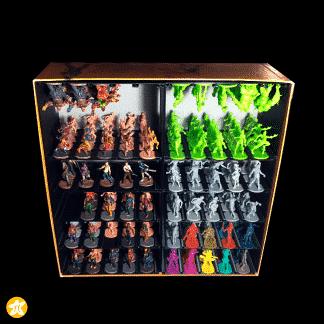 rangement 240 figurines zombicide