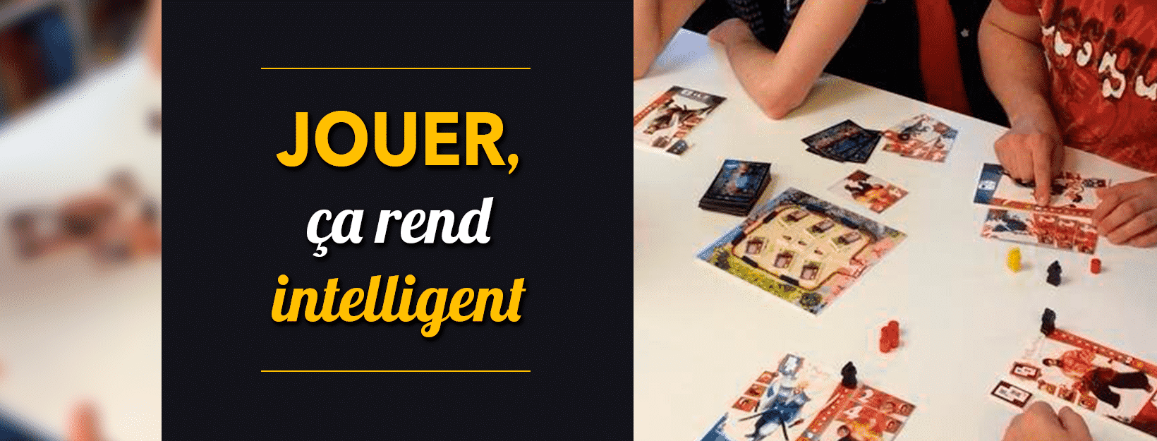 le jeu rend intelligent - Pimeeple