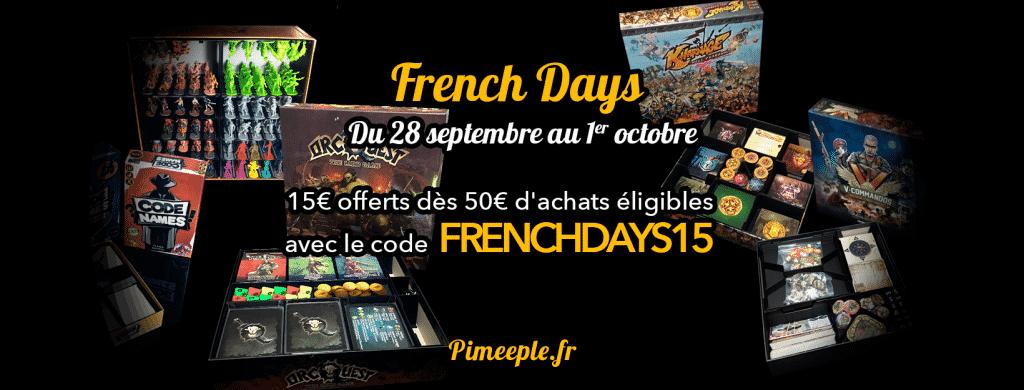 C'est les Frenchdays chez Pimeeple !