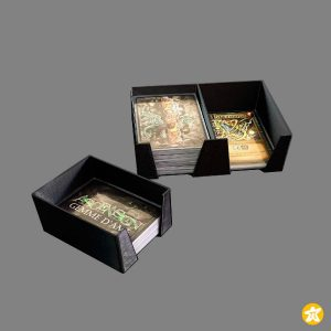 card holder 50 cartes standard