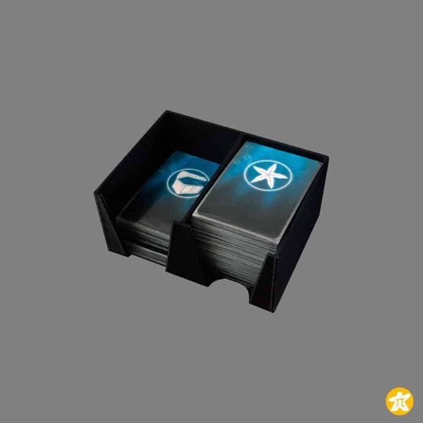 distributeur de cartes mini american double