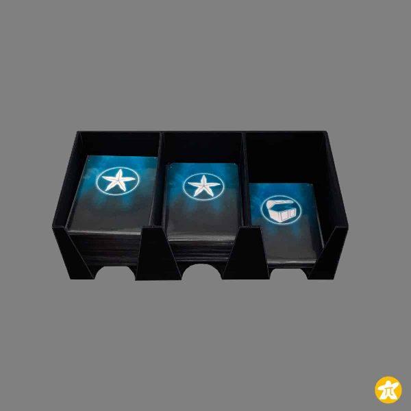 distributeur de cartes mini american triple