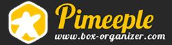 Rangement jeux de société PiMeePle