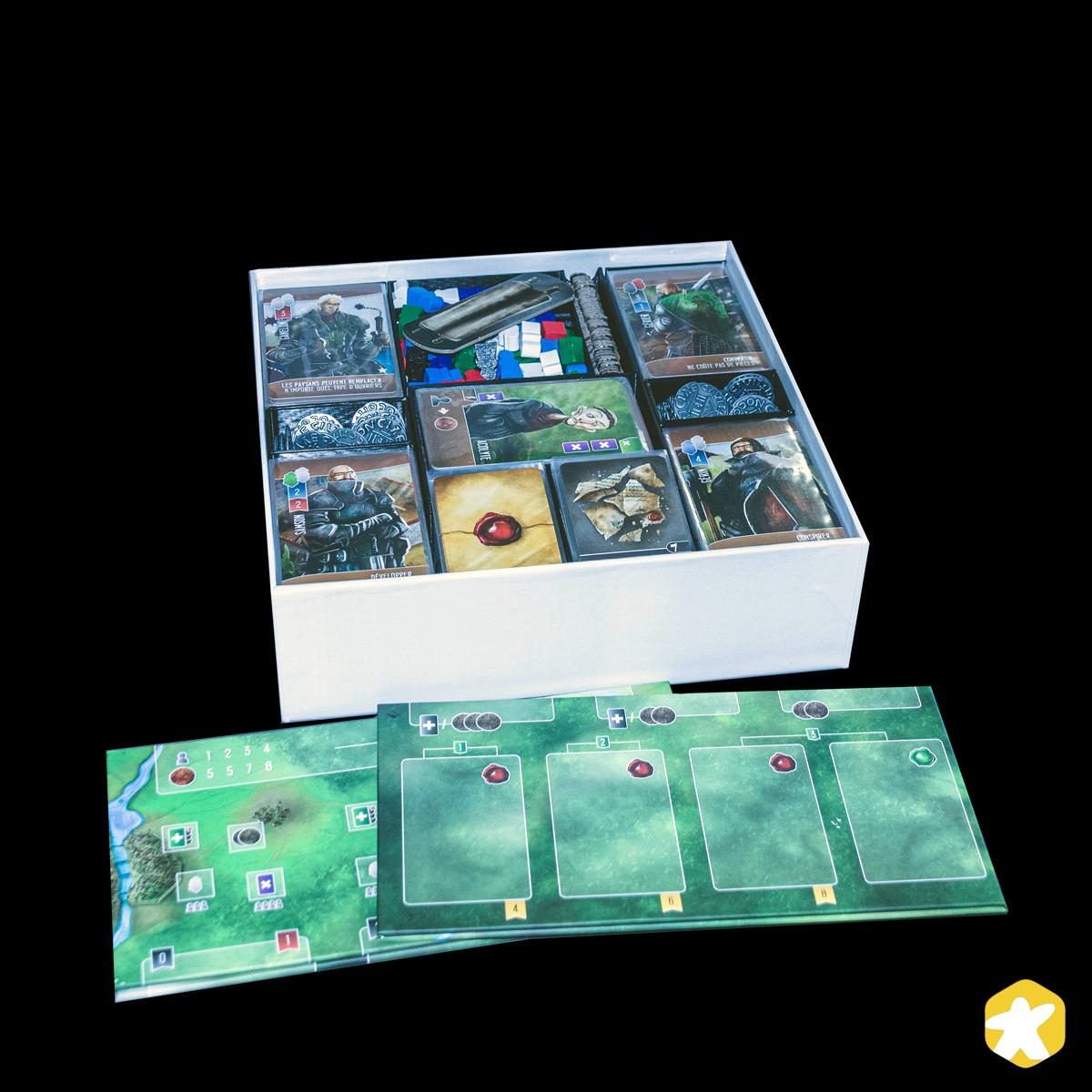 acheter Rangement Paladins du Royaume de l'Ouest - Rangement jeux de societe PiMeePle