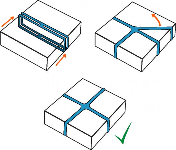 x band schema pimeeple